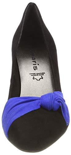 Closed 21 royal Tamaris 22428 82 Women's Black toe black Pumps CtECqZwnAx