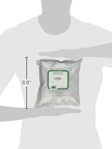 Frontier Pepper, White Fine Grind (40 Mesh), 16 Ounce Bag by Frontier (Image #3)