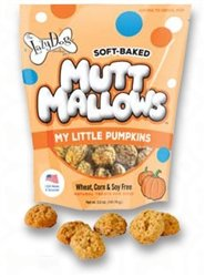 The Lazy Dog Cookie Co.. Soft Baked Mutt Mallows, My Little Pumpkin - - Dog Halloween Cookies