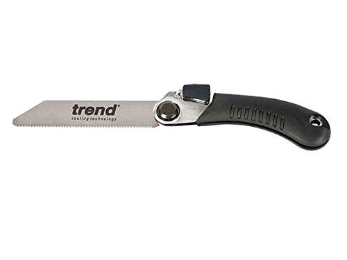 Trend TREFFS120 120 mm 4.3/4-Inch Folding Flush Cut Saw
