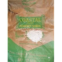Oyster Shell (Crushed) 15lb. Bag
