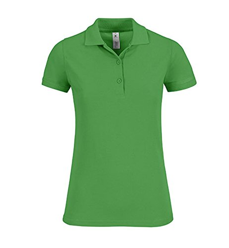 Polo Safran Timeless / Mujer Real Green