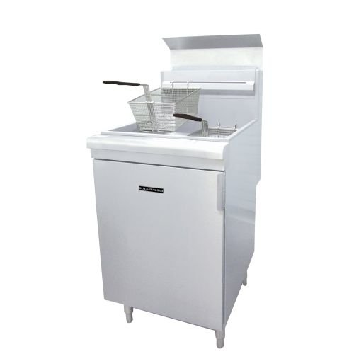 Restaurant Series 70 Pound Floor LPG Fryer