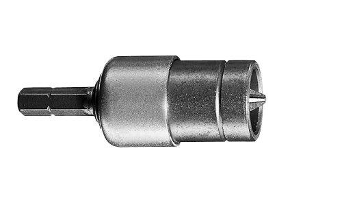 Bosch 2609255905 Tope de profundidad - Accesorios para adaptador de taladro (Tope de profundidad, Vá stago hexagonal, Concreto, Metá lico, 6 cm) Vástago hexagonal Metálico