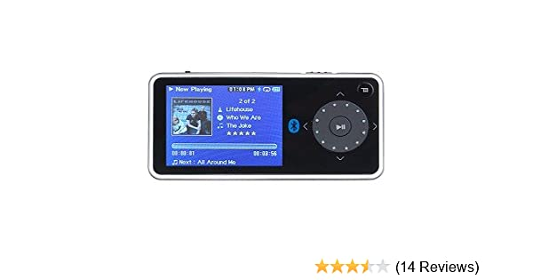 amazon com insignia pilot 4gb usb mp mp3 fm bluetooth w 2 4 lcd rh amazon com Insignia Pilot MP3 Player Insignia Sport MP3 Player