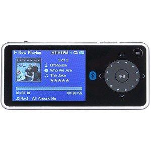 amazon com insignia pilot 4gb usb mp mp3 fm bluetooth w 2 4 lcd rh amazon com Insignia Pilot MP3 Player Insignia Radio