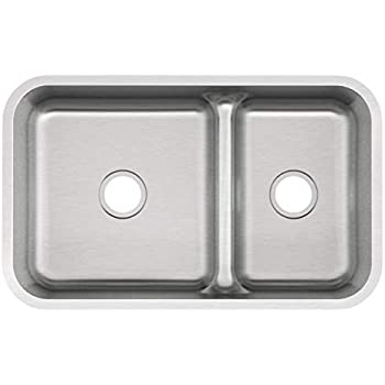 Mirabelle Miruc3221r 31 1 2 Quot Double Basin Stainless Steel