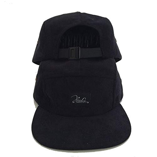 LONIY Corduroy Suede Brand Caps Hip Hop Hat Bone Bobby Five Panel Snapback Baseball Cap for Men Women Flat Hat