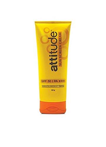 Amway Attitude Sun Screen Cream With Spf 30 & Pa+++ / 100 Grams