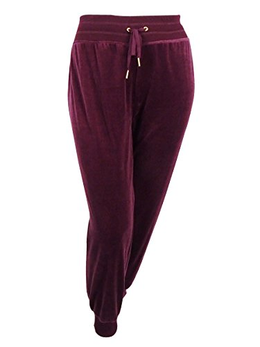 Stretch Velour Pants - 8