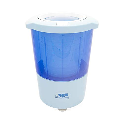 Mini Portable Countertop Spin Dryer 2 The Laundry Alternative