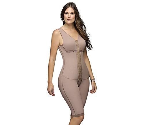 Fajas Dprada 11052 Colombian Full Body Shapewear for Women Postsurgical Girdle