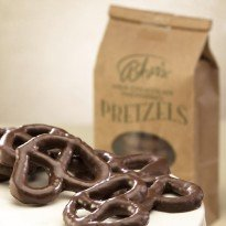 Asher Chocolate Pretzels (Asher's Milk Chocolate Smothered Pretzels, 6.5 oz.)