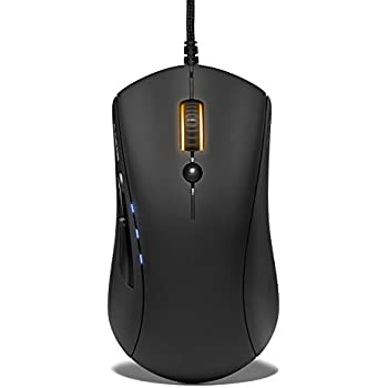 Fnatic Gear Flick Ergonomic Pro Gaming Mouse with Pixart Optical Technology