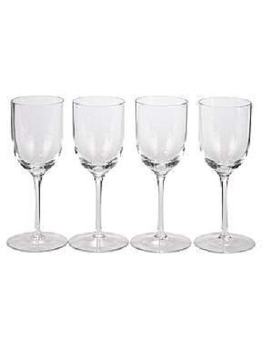 LSA International Bar Port Glass (4 Pack), 6.4 fl. oz., Clear by LSA International