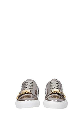 BUSCEMI Sneakers Uomo - (50MMPLATINUM) 43 EU Nueva Llegada De La Manera La Mejor Venta Venta En Línea Mejor Lugar Para Comprar En Línea nRJA6kJ0OR