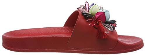 Inuovo 9201, Tongs Femme Rouge (Red 16778917)