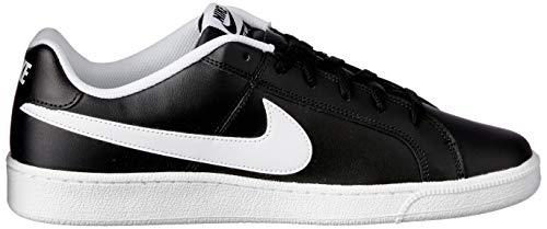 Royale De Zapatillas black Negro Para blanco Gimnasia white Nike Hombre Court pq5TwpR