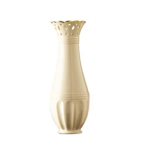 Lenox Linen & Lace Bud Vase (Teardrop Bud Vase)