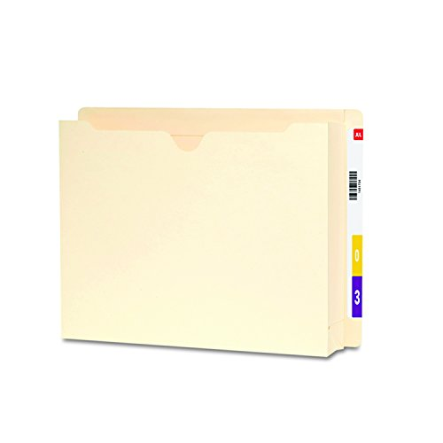 Buy smead file jacket, reinforced tab, 2\