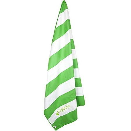 Scott/&Co Extra Large Microfiber Beach /& Travel Towels Green