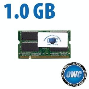 1.0GB (1024MB) PC2100 DDR 266MHz 200 Pin So-DIMM ()