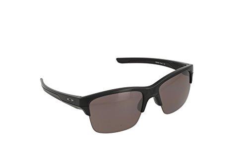 Oakley Thinlink Polarized Sunglasses, Polished Black/Prizm Daily, One Size