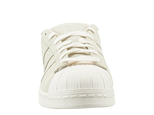 adidas Superstar White Trainers Chalk Chalk Foundation White Chalk Originals Men's White ZPqfZw
