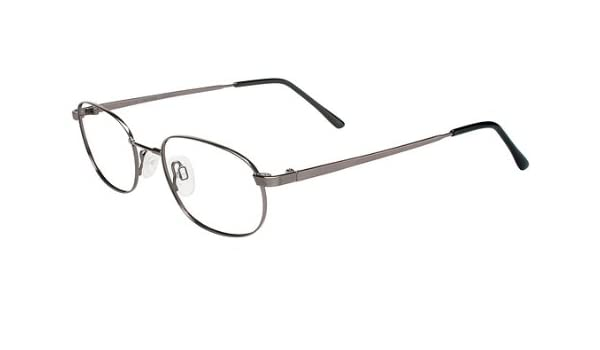 9bf5663d21 Amazon.com  Flexon Autoflex 55 Eyeglasses 033 Gunmetal Demo 51 20 140   Health   Personal Care