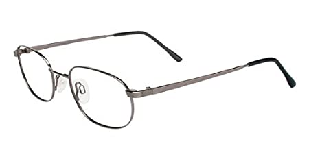 bea4269255 Amazon.com  Flexon Autoflex 55 Eyeglasses 033 Gunmetal Demo 51 20 140   Health   Personal Care