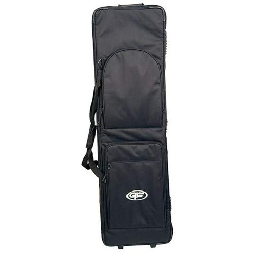 Groove Pak - Groove Pak 76 Note Keyboard Bag (with Wheels)