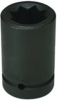"product image for Wright Tool 14796 1-1/8"" - 1/2"" Drive 8-Point (Double Square) Deep Impact Socket"