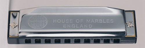 HOUSE OF MARBLES Toy Harmonica Counter Display, 1 - Marbles Marvelous
