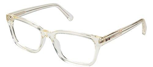 Cynthia RowleyNo. 85 Yellow Square Plastic - Cynthia Eyewear