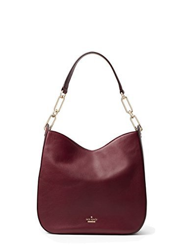 Kate Spade New York Robson Lane Sana Leather Bag , Cherry Wood