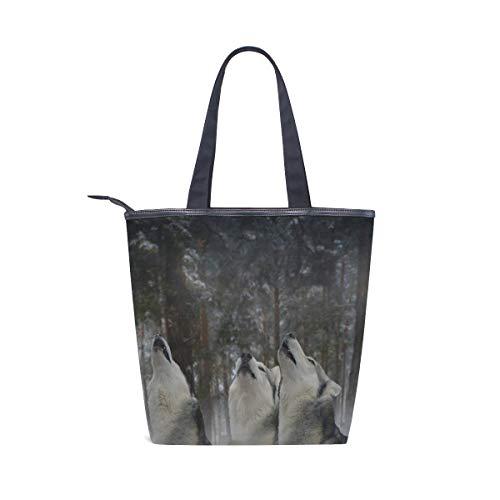 Bolso de para Lona hombro al XiangHeFu mujer única 51 Image talla dqCtwZEn