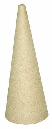iberboard Paper Cones for Making Dolls, Angels, Tree Toppers & More ()