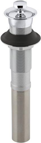 Kohler Glass Lavatory - KOHLER K-7127-CP Lavatory Drain, Polished Chrome