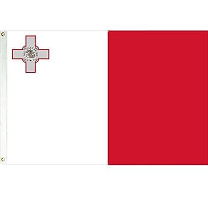 3x5 Malta Flag Country Banner New Indoor Outdoor