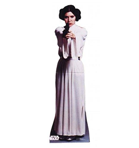 Princess Leia Organa - Star Wars Classics (IV - VI) - Advanced Graphics Life Size Cardboard Standup