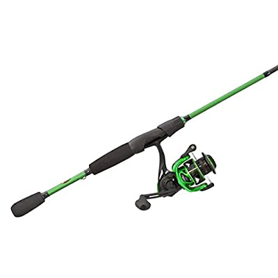 Lew's Fishing MS3070M Ambidextrous Lews Mach Spinning Combo, 7'