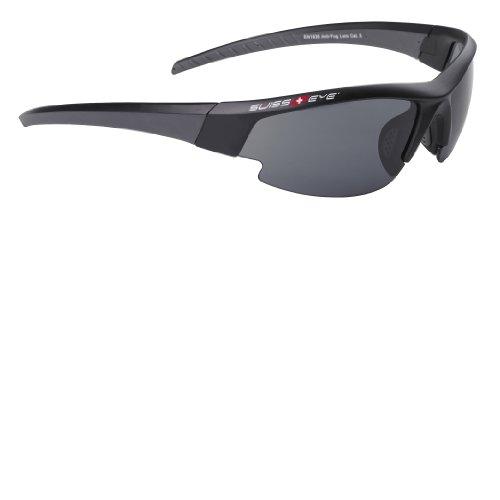 Swiss Eye Cobra Gardosa Evolution Lunettes de soleil de sport Noir matt/ Gun metal