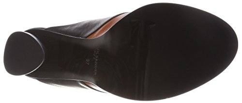 Jil Sander Ladies Six Mules Black (nero)