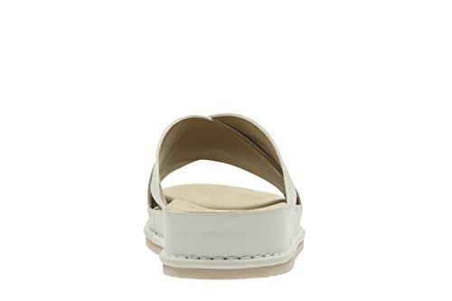 Alderlake Lily - White Leather