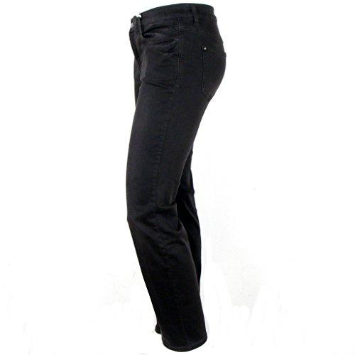 Marron Mac Jeans Marron Uni Jeans Femme IIqrg