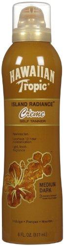 Hawaiian Tropic Island Radiance Self Tanning