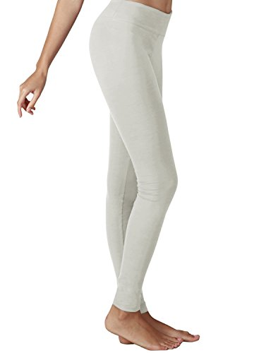 ACTICLO Women's High Waist Yoga Pants Inner Pocket Non See-through Fabric Plus Size(XS-3XL)