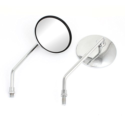 10Mm Motorcycle Mirrors - 1
