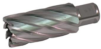 """Jancy Slugger Tap Size High-Speed Annular Steel Cutter, Uncoated (Bright) Finish, 3/4"""" Annular Shank, 2"""" Depth"""