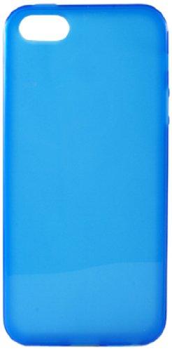 KSIX B0914FTP05 TPU Case für Apple iPhone 5 blau